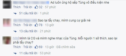 son tung lai gap rac roi vi antifan 6