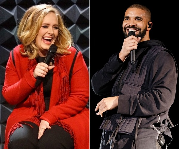 adele muon remix hotline bling cung voi drake 2