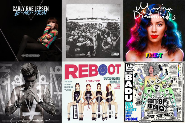 reboot wonder girls lot top 20 album phainghe cua nam 2015 1
