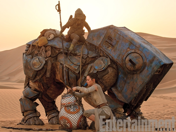 gioi san xuat va dien vien hollywood phat cuong vi star wars the force awakens 5