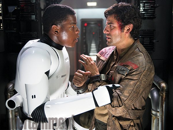 gioi san xuat va dien vien hollywood phat cuong vi star wars the force awakens 6
