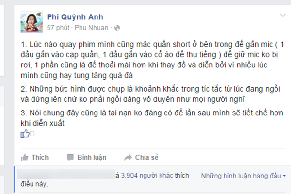 quynh anh shyn phan tran ve su co lo hang tren 5s online 3