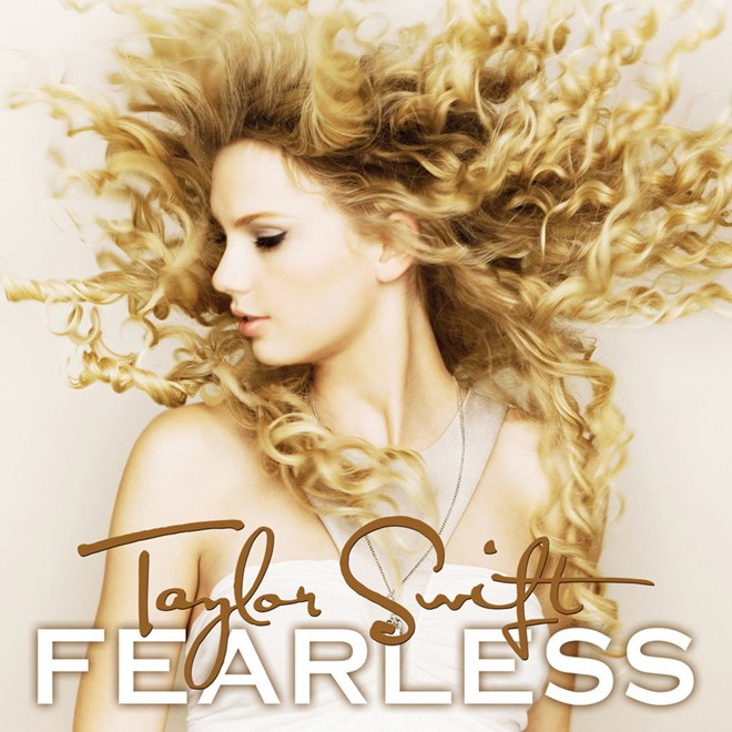 fearless tro thanh album ban chay nhat cua taylor swift 2