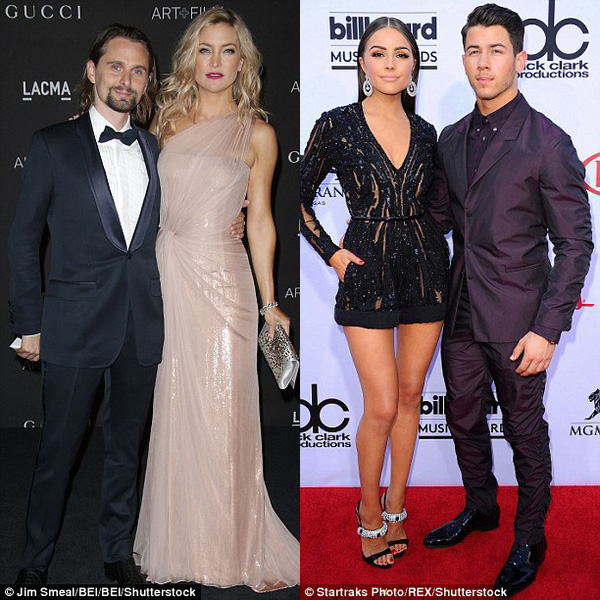 nick jonas lam phi cong tre joe jonas khoa moi chan dai next top model 4