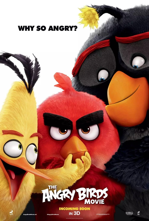cuoi lan vi su ngo ngan cua bo ba red chuck va bomb trong trailer moi cua the angry birds movie 4