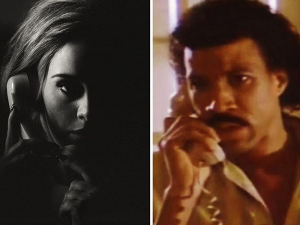 lionel richie bay to den tham do grammy de gap adele va noi hello its me 1