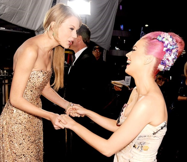 katy perry moi taylor swift den du tiec grammy 1