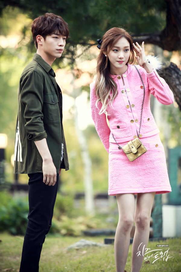 hoc cach mix do den truong sieu yeu tu cheese in the trap 4