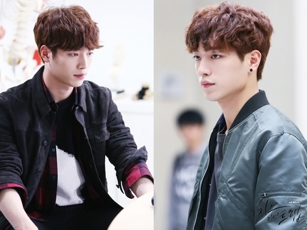 hoc cach mix do den truong sieu yeu tu cheese in the trap 11