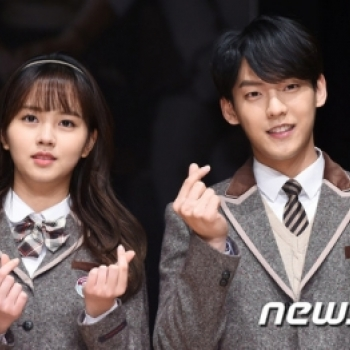 "Kim So Hyun: ""Em va cac anh nhom BTOB that su rat co duyen"""