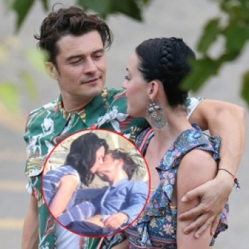 "Katy Perry ""khoa moi"" Orlando Bloom tai Malibu"