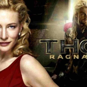 "Tiet lo tao hinh ""ac nu"" cua Cate Blanchett trong 'Thor 3'"