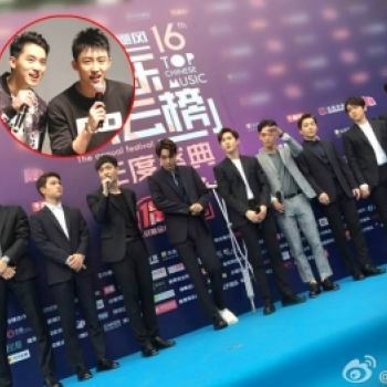 "Cap doi Thuong An duoc mong doi hon ca EXO tai ""Top Chinese Music Award"""