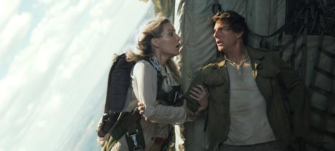 tom cruise chet di song lai trong the mummy 1