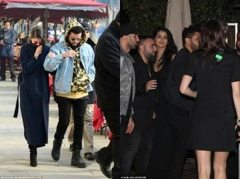 The Weeknd sanh doi voi co gai khac tai dem tiec - Selena Gomez co nen lo lang?
