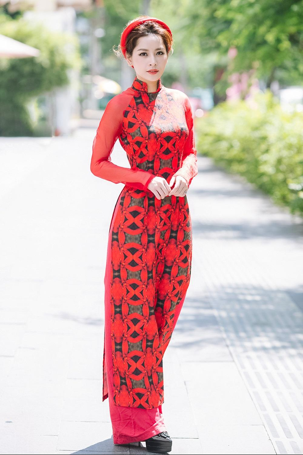 chi pu mac ao dai don tay dua lung danh 9 lan vo dich the gioi 1
