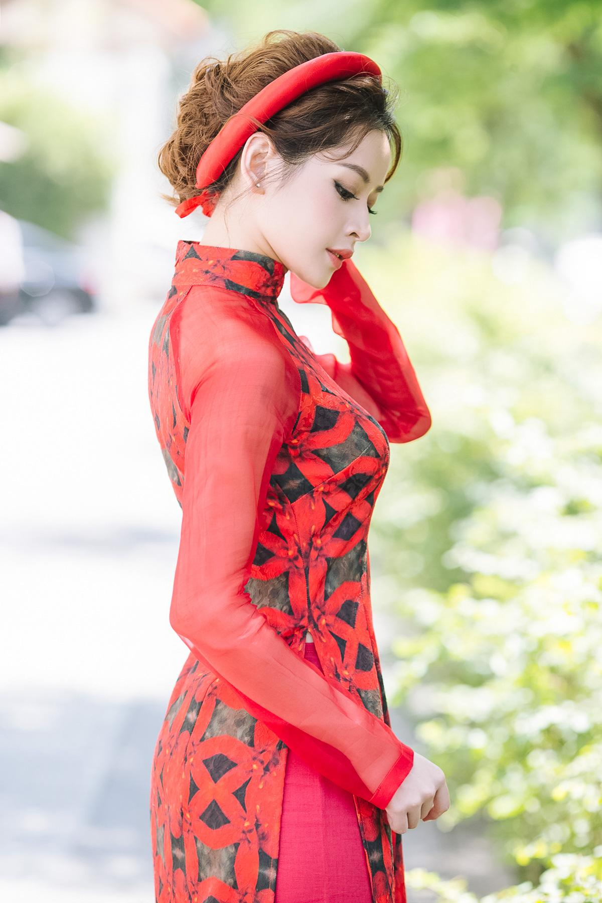 chi pu mac ao dai don tay dua lung danh 9 lan vo dich the gioi 3