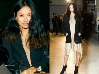 "Lee Hyori bat ngo xuat hien o New York Fashion Week, duoc khen ngoi het loi vi ""sieu than thai"""