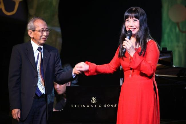 con trai nhac si nguyen anh 9 to anh tuyet dung ten tuoi cha truc loi 1