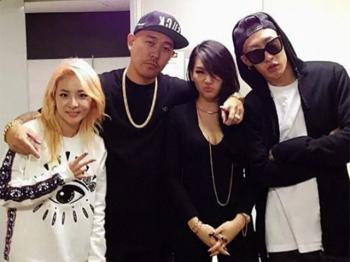 Lo dien hinh anh cuu stylist 2NE1, nguoi khien T.O.P roi vao vong lao ly