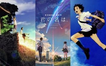 "Anime dinh dam Nhat Ban ""Your Name"" bi to dao nhai, an cap y tuong"