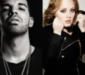 "Adele muon remix ""Hotline Bling"" cung voi Drake"