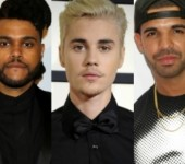 "The Weekend sanh vai cung Justin Bieber va Drake thong tri de cu ""Billboard Music Awards 2016"""