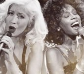 "Christina Aguilera bi huy man ""song ca"" voi co danh ca Whitney Houston"