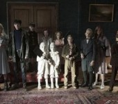 """""""Miss Peregrine's Home for Peculiar Children"""" ap dao tai cac phong ve"""
