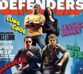 "Nhom sieu anh hung ""The Defenders"" cua Marvel hoi ngo"