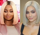De toc moi, Kylie Jenner trong giong het... chi dau lam chieu Blac Chyna