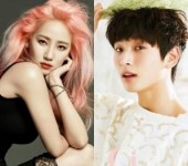 Chua het soc vi Lee Sung Kyung hen ho, fan nhan duoc tin Jinwoon va Yenny (Wonder Girls) chia tay