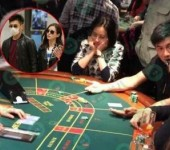 "Vo chong Ngo Ky Long - Luu Thi Thi ""nuong"" khong it tien vao tro do den o casino"